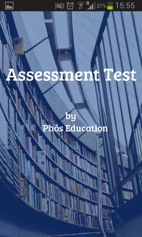 Assessment Test 1