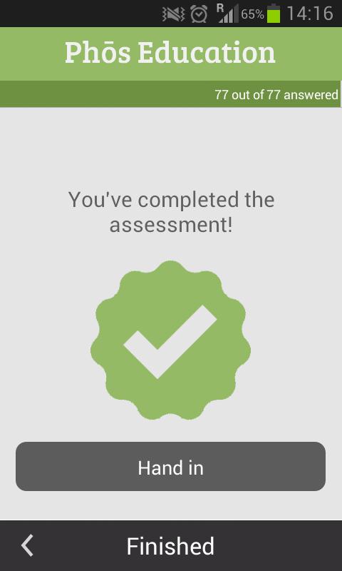 Assessment Test 3