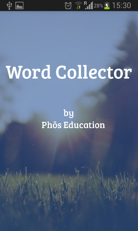 Word Collector 1